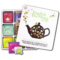 "English Tea Shop - Teebox mit 72 BIO Teebeutel ""Classic Collection"""