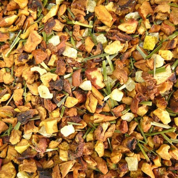 Früchtetee Türkischer Apfel Joghurt-Limette aromatisiert