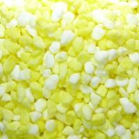 Hagelzucker Zitrone grobkörnig