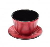 Teacup Xian in pink