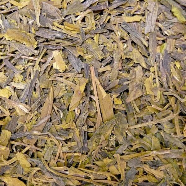 Grüner Tee BIO China Lung Ching
