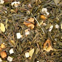 Grüner Tee Walnuss