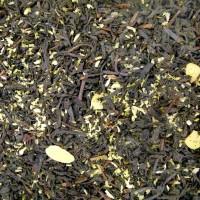 Schwarzer Tee Schneetreiben aromatisiert