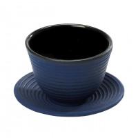 Teacup Gusstasse Xian blau