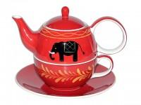 """Tea for One """"Benares"""" Cha Cult"""