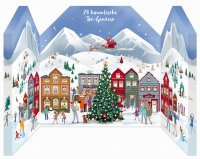 Adventskalender Tee 2020  Nordic Christmas