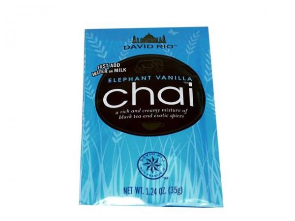 David Rio Chai Elephant Vanilla 35g