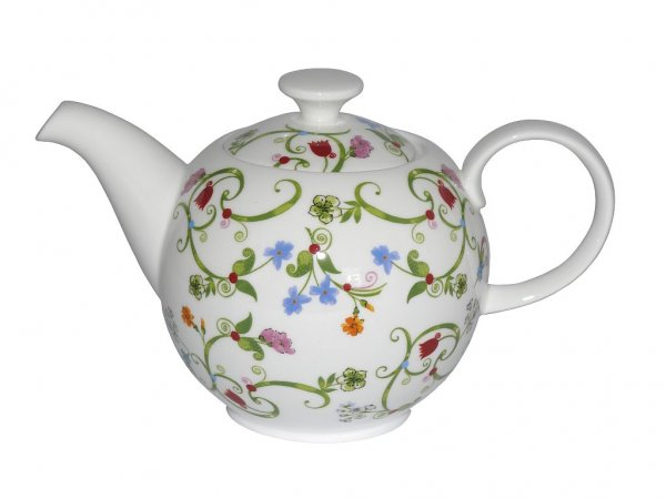 Teekanne Fleurette 1,0l von TeaLogic