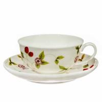 Teetasse mit Untertasse Mirella von TeaLogic 0,18l