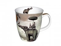 Becher Sepia Elephant - TeaLogic