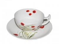 Teetasse mit Untertasse Caprice von TeaLogic 0,18l