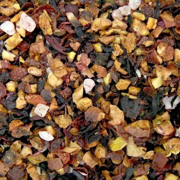 Früchte Tee Pina Colada aromatisiert