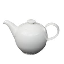 TeaLogic Kanne Holly 1,0l weiß