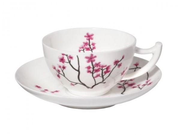 Jumbo Teetasse Cherry Blossom TeaLogic