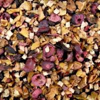 Früchtetee Cranberry Vanille