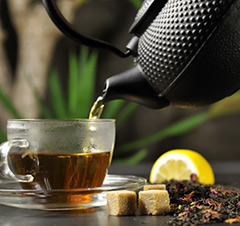 Richtige Zubereitung von Roiboos Tee