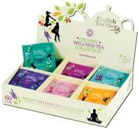 English Tea Shop - Wellness Kollektion, 6 Sorten, BIO 60 Teebeutel