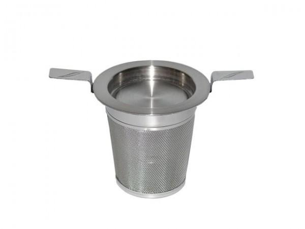 Edelstahl Teefilter 6cm Doppelhenkel