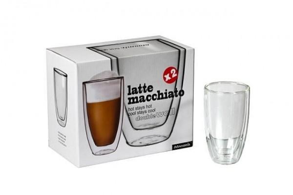 Thermo-Glas für Kaffee mit 290ml Inhalt