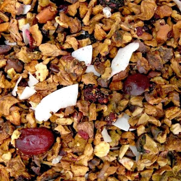 Früchte Tee Wolkenschieber Kirsch-Kiwi-Kokos-Note
