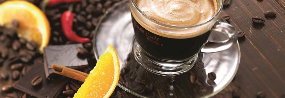 Kaffee mit Aroma