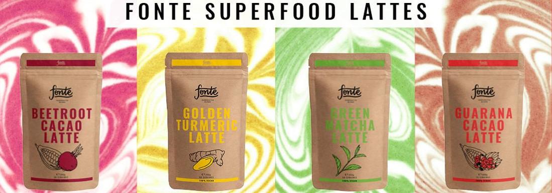 Fonte Superfood Latte