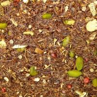 Rotbuschtee Pfeffernuss-Orange aromatisiert