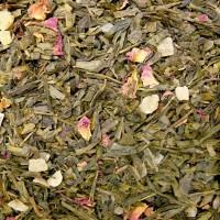 Aromatisierter Grüner Tee Gute Laune