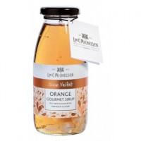 Gourmet Sirup mit kandierter Orangenscheibe 350g