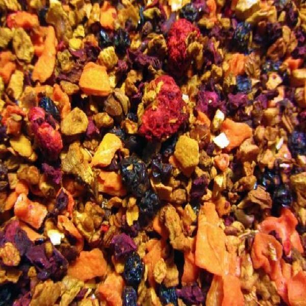 Früchtetee Beerenkuss® mild BIO
